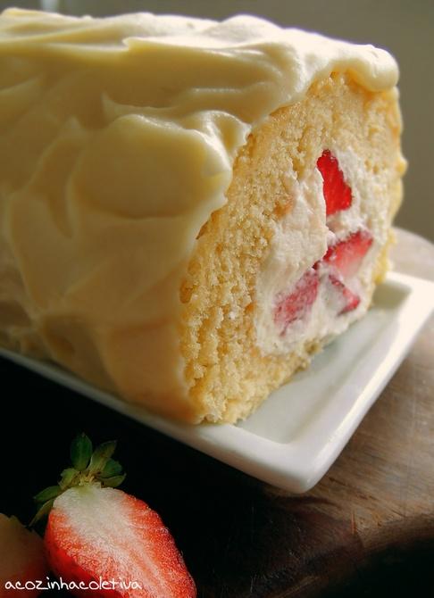 Brazilian Caramel Roll Cake Recipe