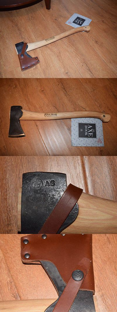 Camping Hatchets and Axes 75234: New Gransfors Bruks Small Forest Axe #420 - Ray Mears Edition -> BUY IT NOW ONLY: $168.5 on eBay!