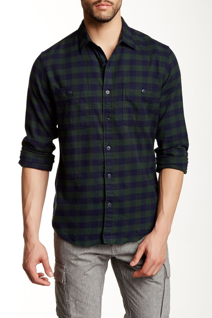Can't go wrong with a Flannel Shirt!