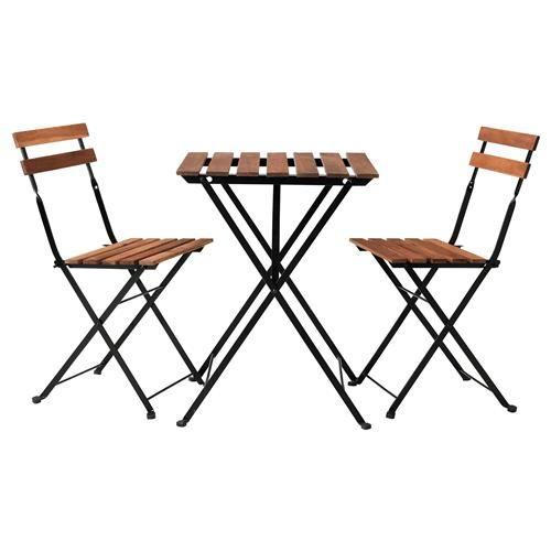 TARNO Τραπέζι και 2 καρέκλες - IKEA