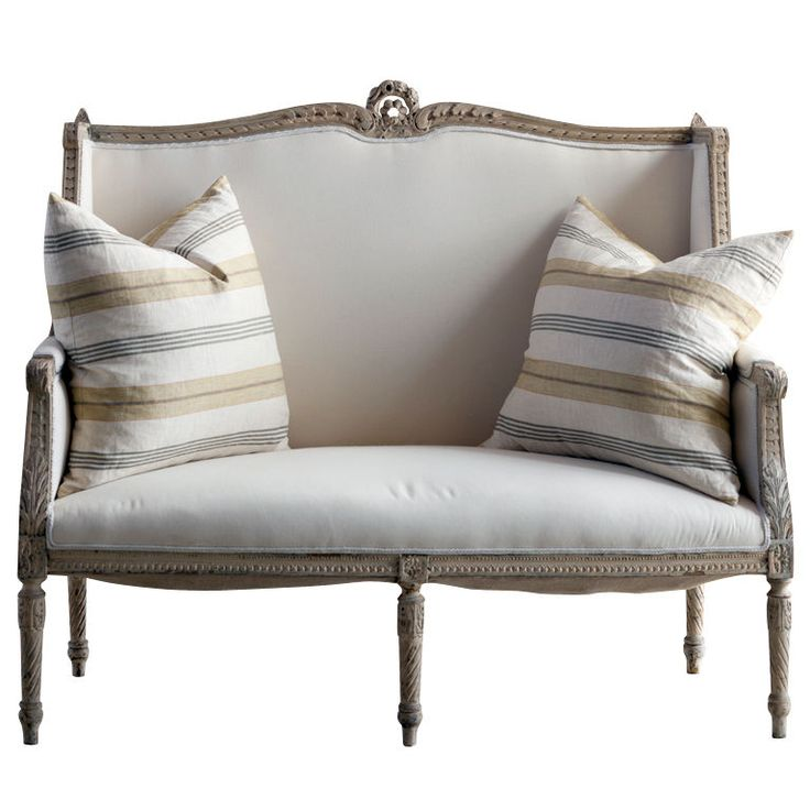 This Settee Is Beautiful