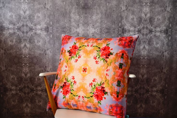 'Casa' - Velvet Cushion
