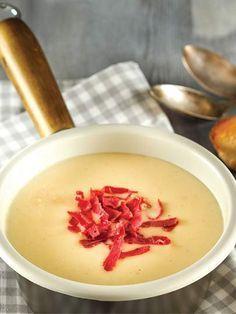 Pastırmalı patates çorbası Tarifi - Türk Mutfağı Yemekleri - Yemek Tarifleri