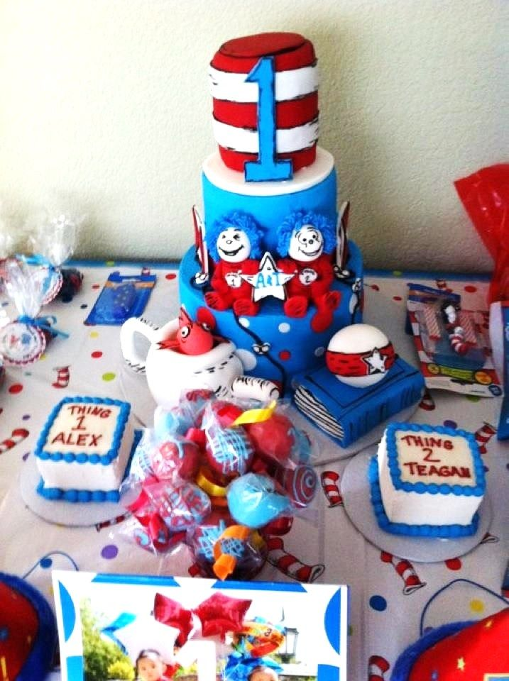 68 best Twins 1st Birthday Ideas images on Pinterest Birthday