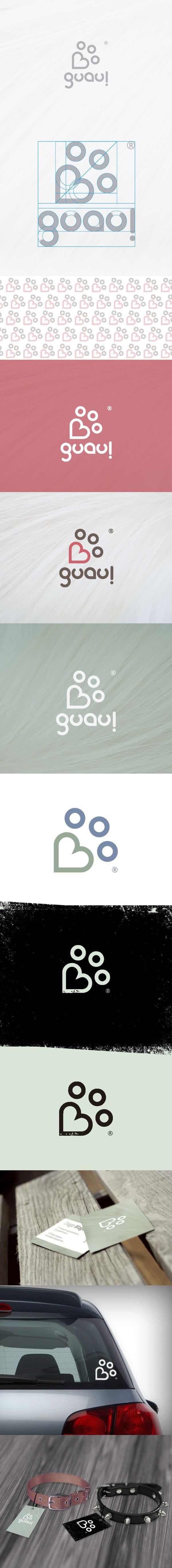 Pet Shop Logo by nacho gentini, via Behance