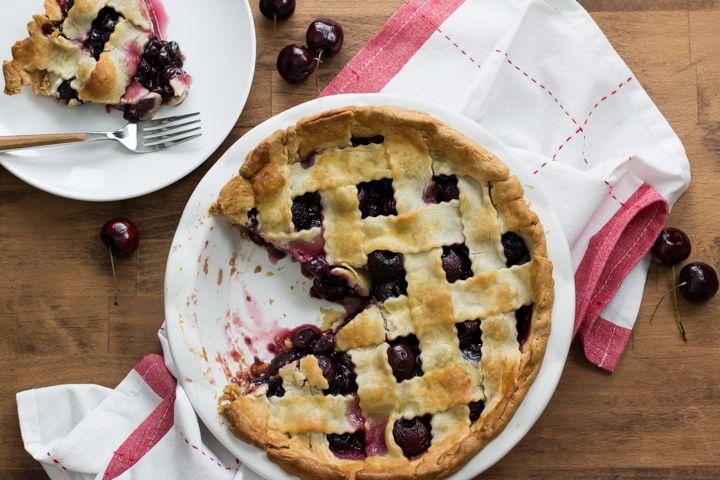 Cherry Pie - Torta de Cereja