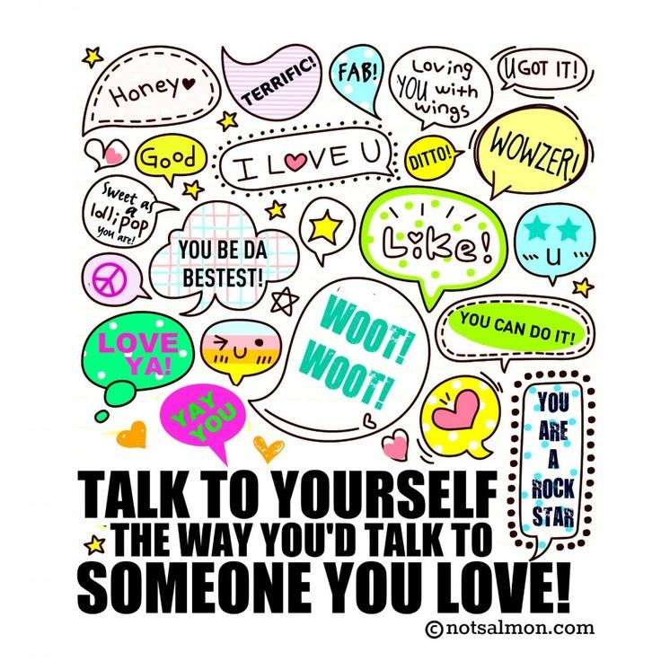 22 Best Images About Positive Self Talk On Pinterest