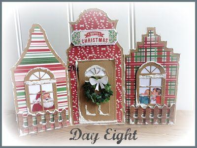 't Scrap Ateljeetje: 12 Days Till Christmas - Day 8