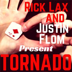 Tornado by Justin Flom and Rick Lax (Gimmicks included)