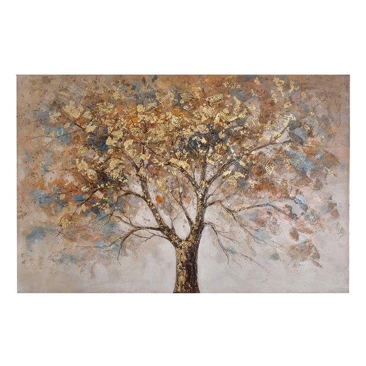 Πίνακας/ Καμβάς Δέντρα 150Χ100