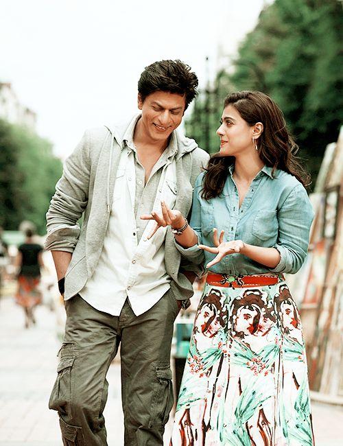 Dilwale -  SRK and Kajol