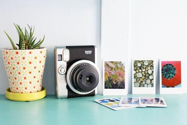 Instax 90 Neo Classic Instant Camera - The Photojojo Store!