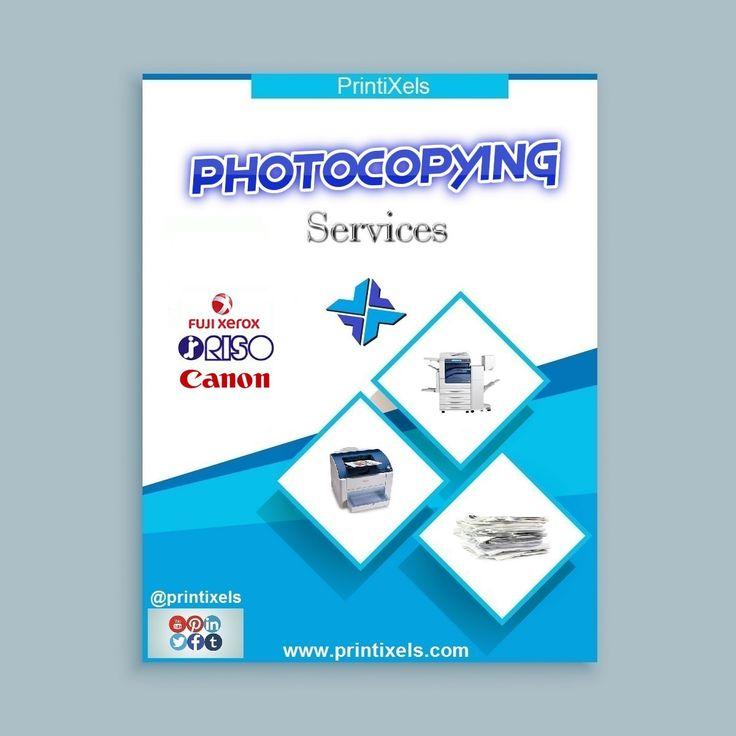 Photocopying Services in Cavite