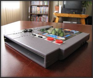 NES Cartridge Casemod, so trying this