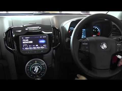 New Holden Colorado Video. Let Eti show you around the Colorado LTZ! http://www.villageholdenredcliffe.com.au   http://www.villageholdenpetrie.com.au