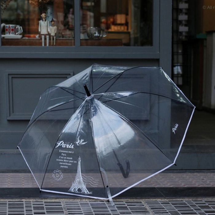 Creative Living Environmental Transparent Umbrella