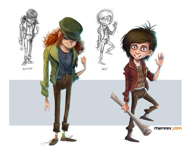 Fundamentals Of Character Design Pdf : Best emily s cute cartoons images on pinterest pin up