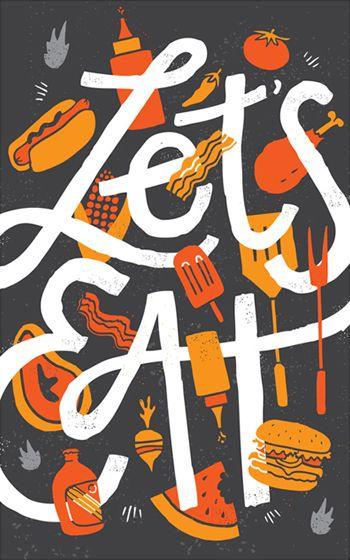 Vaughn Fender #illustration #typography #graphics