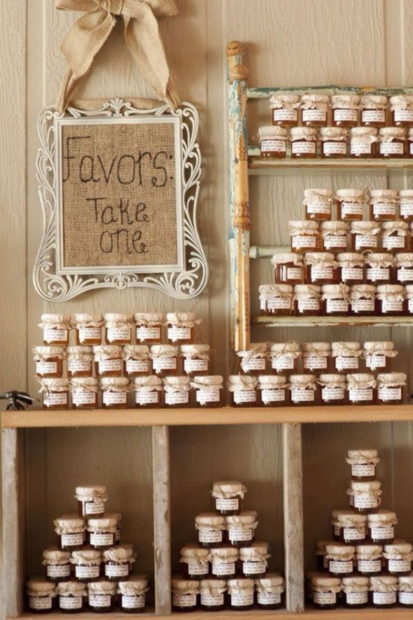 marmellate | 15 idee per bomboniere enogastronomiche | Wedding Wonderland