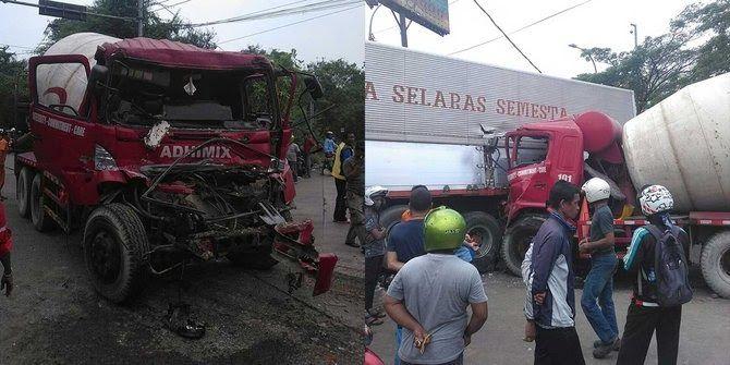 Inspirasi Penting Truk Molen Rusak Truk Kabin Kota Tangerang