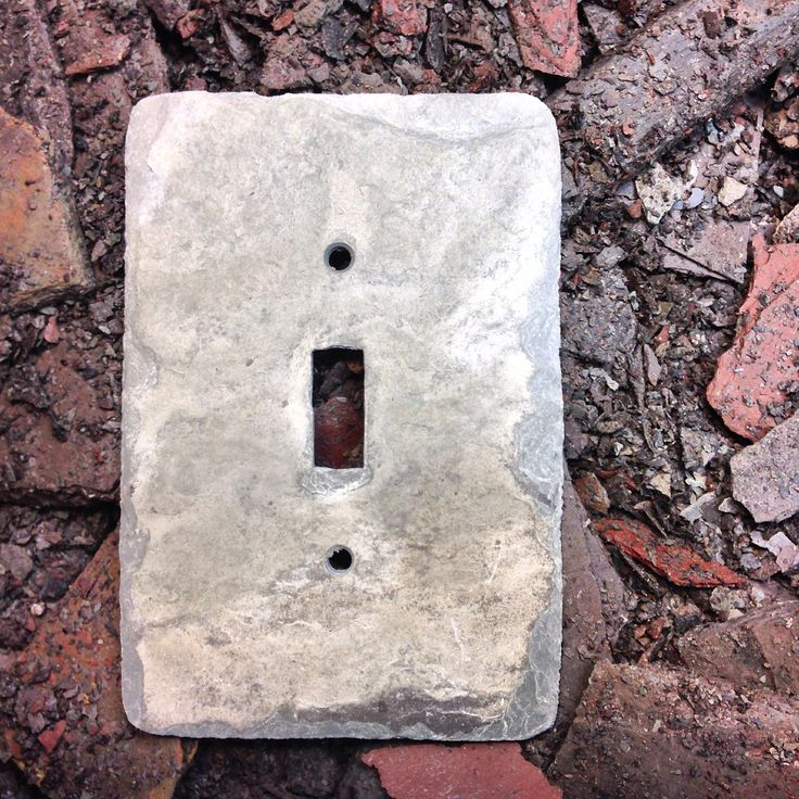 103 best images about light switch and outlet covers slate for Unique light switch plates