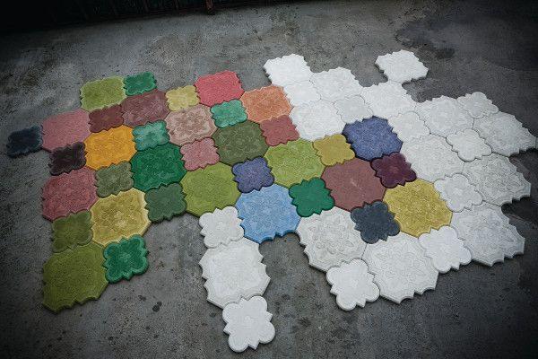 Beautifull floors from stiltje - IVANKA