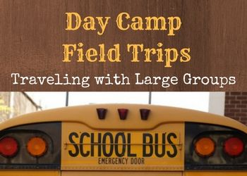 Have you ever thought about the fact that summer day camp field trips typically comprise 20% of your camp week? Are you planning and executing them with the TLC and attention they deserve? If not,…