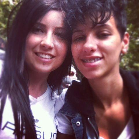 #love #couple #lesbian