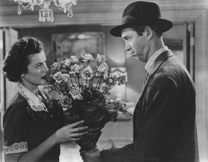 Barbara Hale e James Stewart - MONDADORI PORTFOLIO/The Kobal Collection