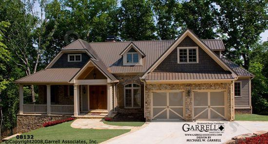 Breckenridge Cottage House Plan House Plans By Garrell