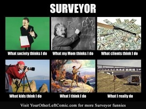 What A Surveyor Does