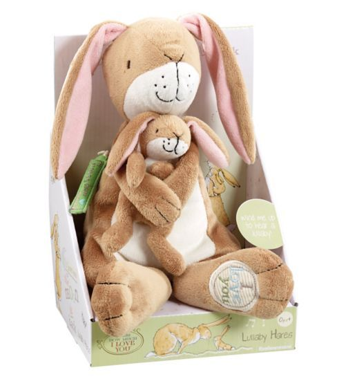 Guess How Much I Love You Lullaby Hares | Toys - Boots