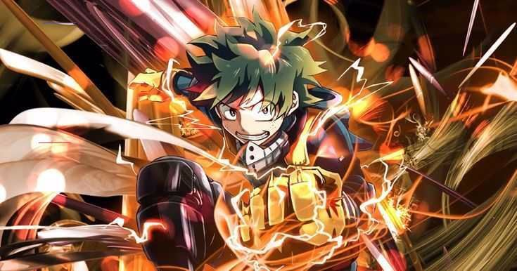 24 Anime Wallpapers 1366x768 Hd Download 1366x768 Wallpaper Anime Izuku Midoriya Fire Download 1366x7 In 2020 Anime Wallpaper My Hero Academia Hd Anime Wallpapers