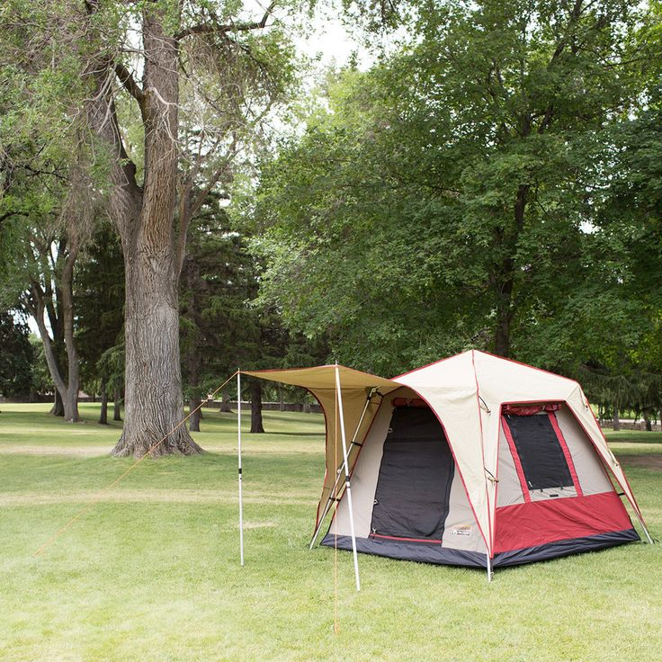 When you need a roomy tent that offers lots of comfort features but goes up super & Best 25+ 6 man tent ideas on Pinterest | 4 man tent Big tent and ...
