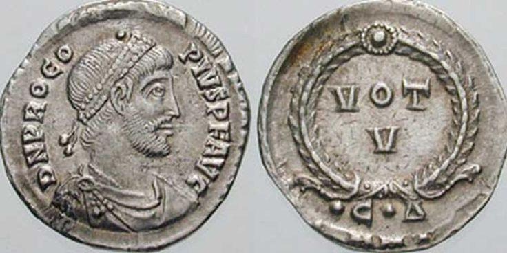28 settembre 365: Procopio viene proclamato imperatore romano a Costantinopoli