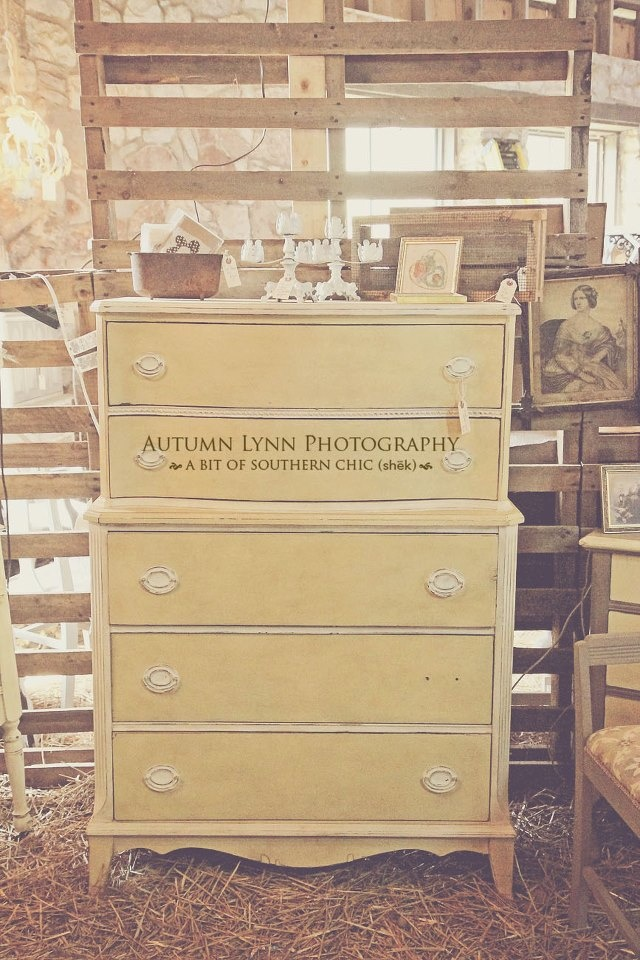 La Craie Furniture Paint; Miel U0026 Vanille. By Three French Hens
