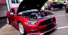2015 Mustang Shelby GT500 - Killer Borla Exhaust Sound