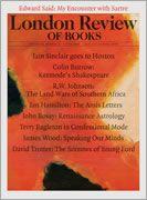 Diary, Edward Said II London Review of Books