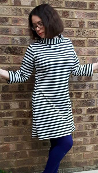 Karen's Coco Dress - sewing pattern by Tilly and the Buttons