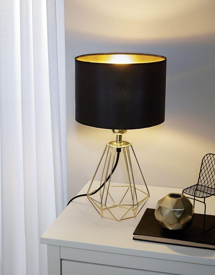 Leroymerlin Leroymerlinpolska Dlabohaterowdomu Domoweinspiracje Lampa Oswietlenie Table Lamp Gold Table Lamp Brass Table Lamps