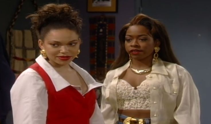 Gina and Pam from Martin