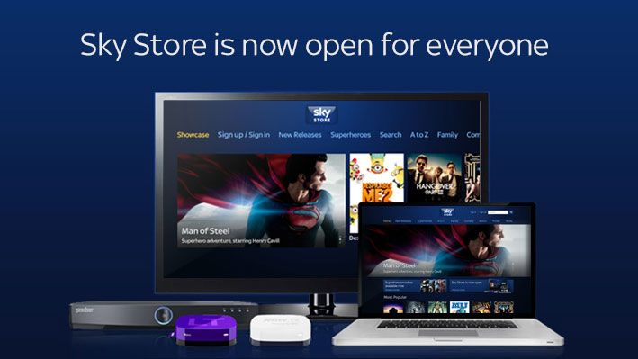 Sky launches pay-per-view movie store for all | Sky has widened its Sky Store pay-per-view movie service to non-subscribers ahead of Christmas. Buying advice from the leading technology site