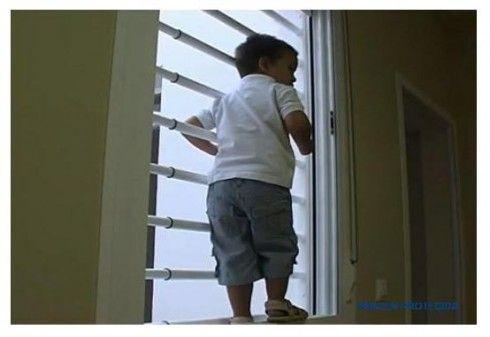 rejas seguridad para niños y bebes en ventanas y balcones | Madrid | Seguridad - CLADOO.ES