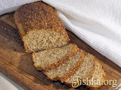 Рецепт вкусного белкового хлеба из овсяных и пшеничных отрубей по диете Дюкана. Рассчитан на 3 дня на этапе Чередования и Консолидации и на 4 дня на Атаке.Ингредиенты: 250г творога, 6 ст.л. овсяных отрубей, 6 ст.л. пшеничных отрубей.