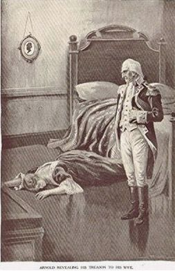 The life of benedict arnold and military leadership of philadelphian family