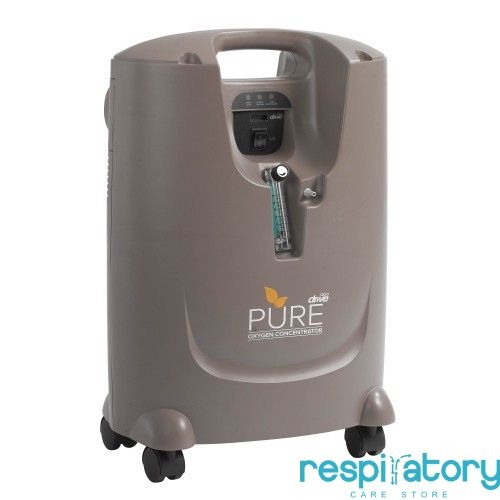 Drive Medical - Chad - ch5000s - Pure Oxygen Concentrator with Sensor