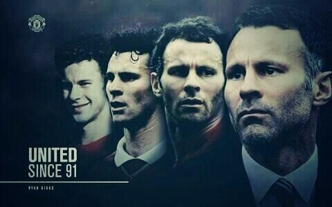 Ryan Giggs, Tearing you apart since 1991.