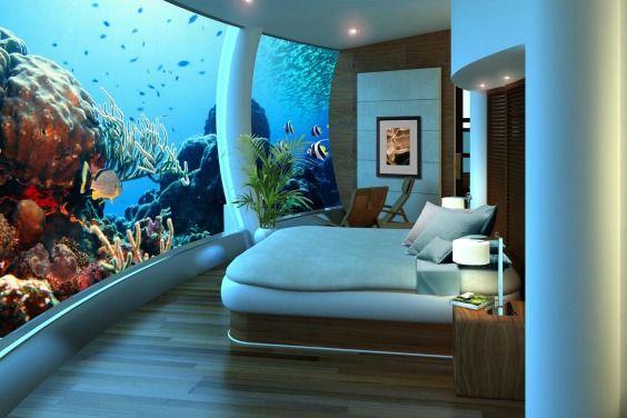Poseidon Hotel, Fiji