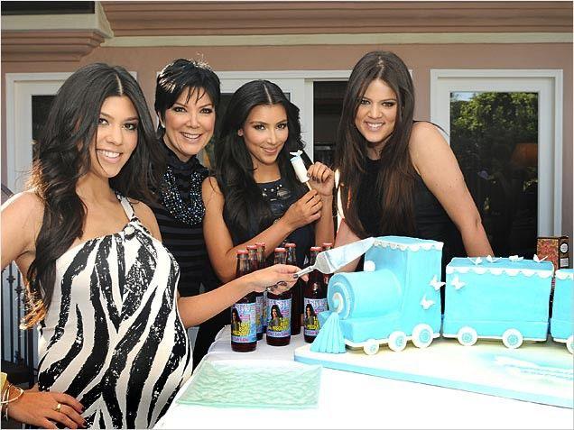 Time to have a Krazy good time at Kourtney K's star studded Kardashian baby shower!
