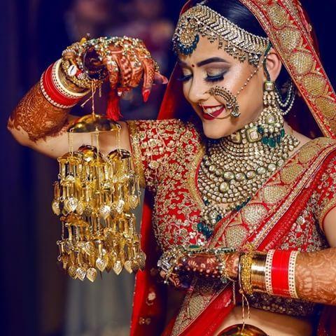 Traditional Gold Kaleerein 📸: Rajesh Digital #kaleerein